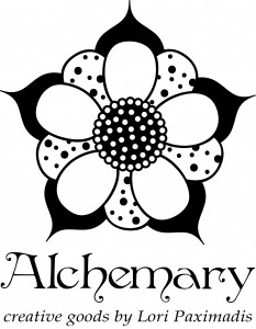 Alchemary sign 8.5x11